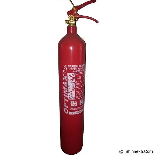 OPTIMAX Fire Extinguisher Carbon Dioxide (CO2) [CD-7] - Pemadam Kebakaran